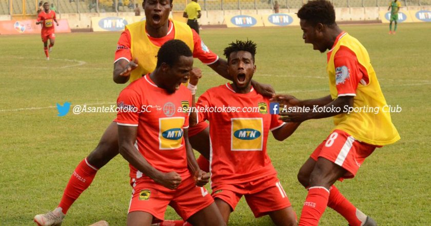 Asante Kotoko receive $150,000 cheque