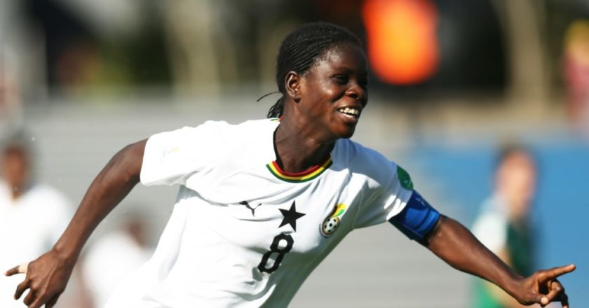 Mukarama Abdulai wins FIFA U17 WWC Top scorer and Bronze ball