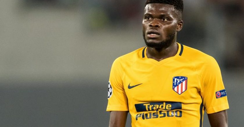 African players are not valued in Europe - Thomas Partey