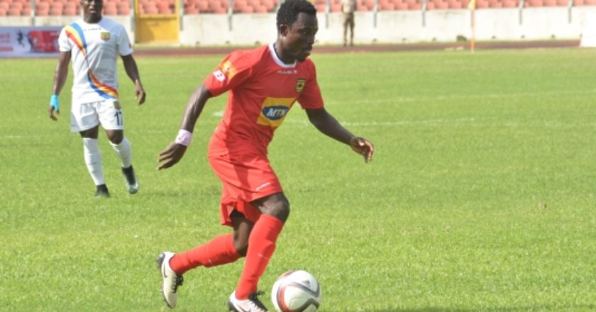 CONFIRMED: Three players leave Asante Kotoko