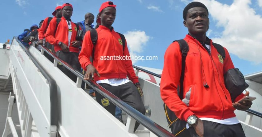CAF Confederation Cup: Kotoko to face FC San Pedro in playoffs