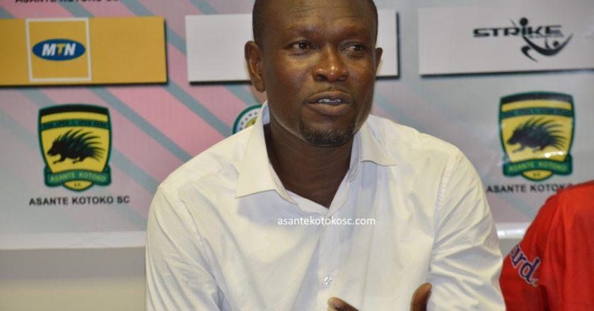 CK Akonnor confirms Asante Kotoko exit