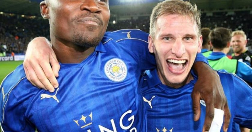 BREAKING: Daniel Amartey signs new contract with Leicester City till 2022