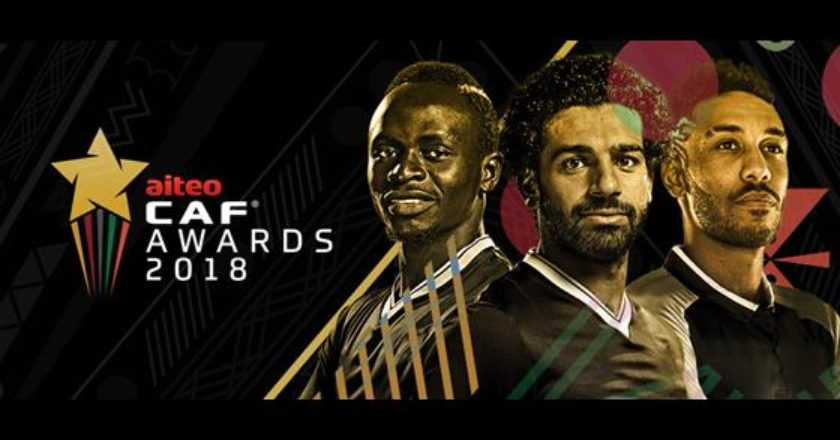 CAF Player of the year: Salah, Aubameyang and Mane in final three