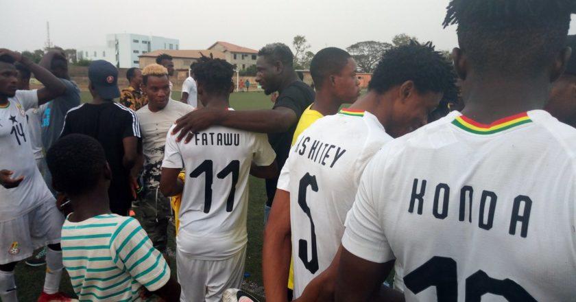 Hearts Of Oak beat Ghana Black Satellites in friendly game