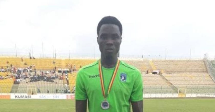 Bechem United striker Hafiz Konkoni reportedly missing