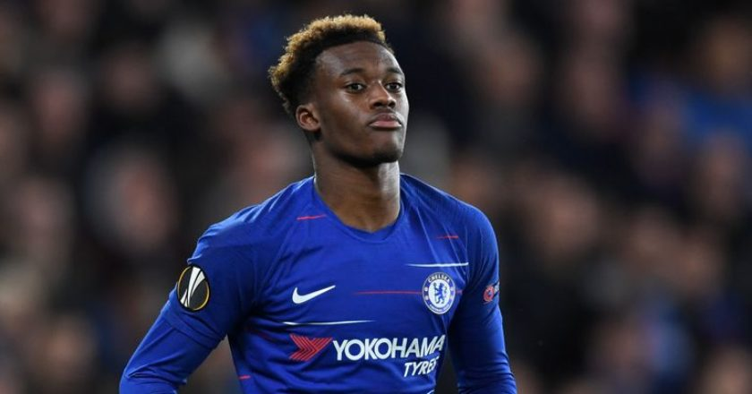 Hudson-Odoi could become a world-class player - Maurizio Sarri