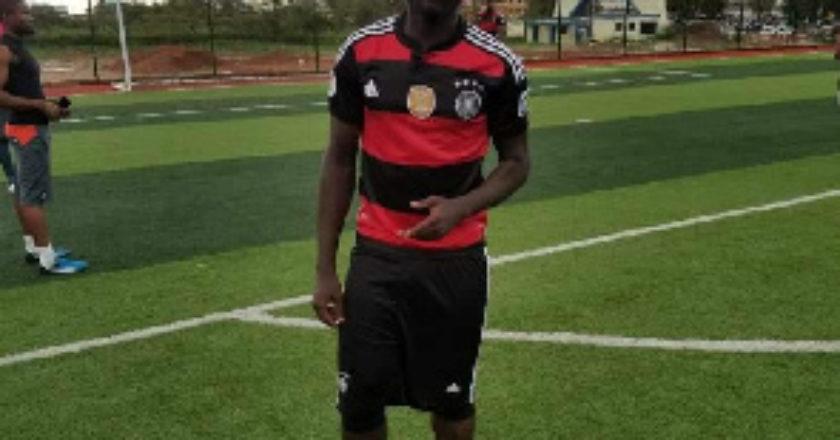 Ghanaian footballer on trials in Zambia dies