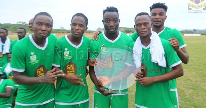 Ghana Premier League side Elmina Sharks sacks 12 players