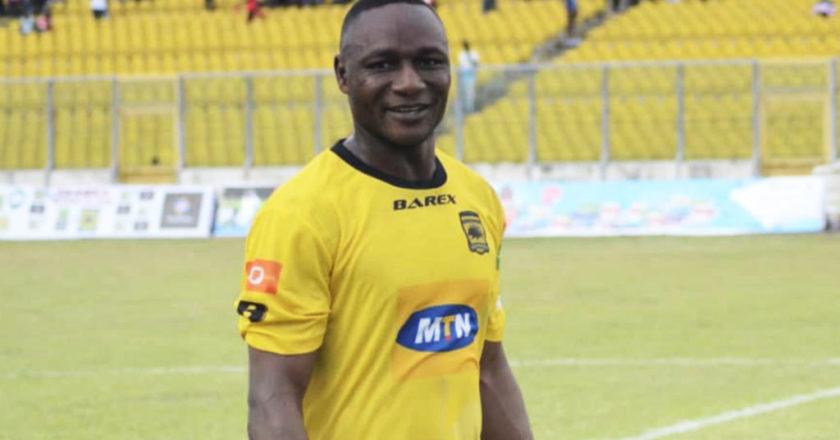 Wahab Adams extends contract with Asante Kotoko