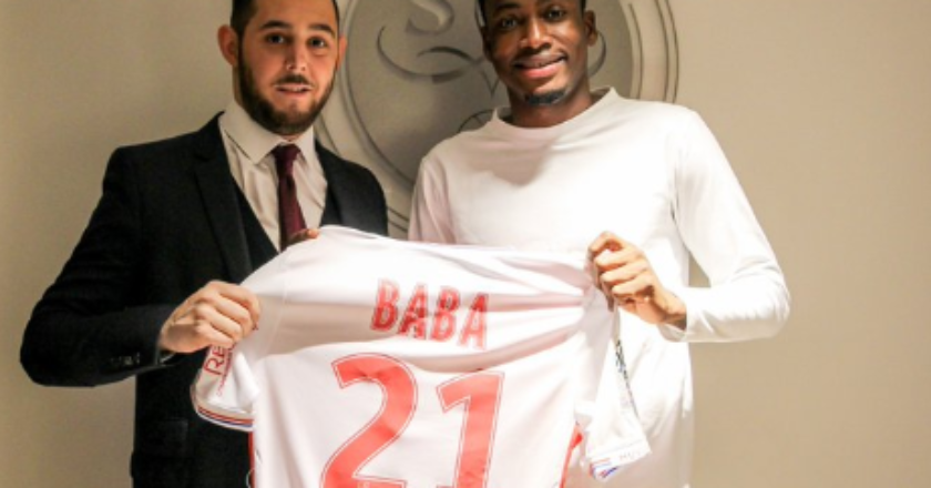Breaking News: Baba Rahman joins French side Stade Reims