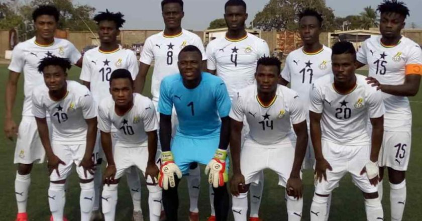 Ghana match against Burkina Faso in the U20 AFCON rescheduled