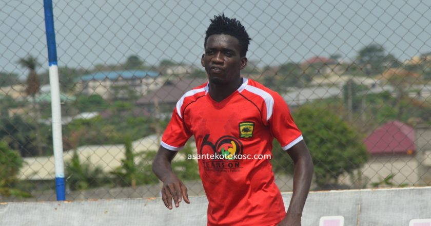 BREAKING: Kotoko Terminate Ivorian midfielder Sylla Mohammed's Contract