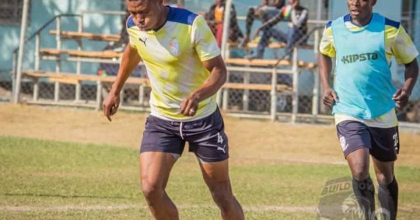 It won't be easy playing Kotoko in Kumasi - Nkana defender Ben Adama
