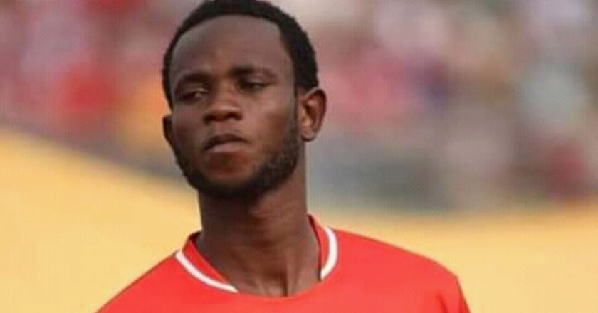 I want to play for Barcelona one day- Kotoko midfielder Richard Senanu