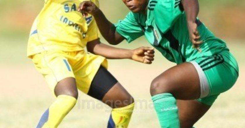 Players are getting pregnant because of lack of football - Prison Ladies coach