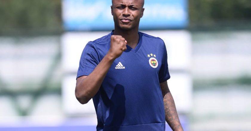 Guangzhou Evergrande bid £45m for Andre Ayew