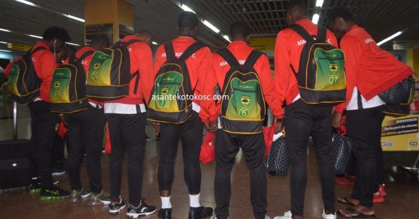 Breaking: Asante Kotoko release five players