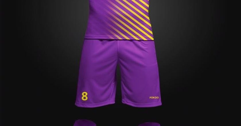 Medeama unveil new home and away kit