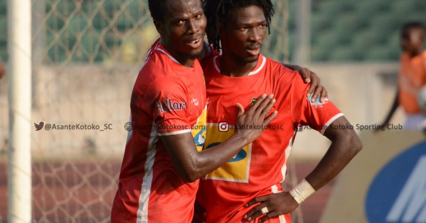 Asante Kotoko reject $300,000 bid for Sogne Yacouba