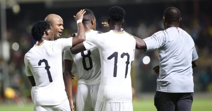 Caleb Ekuban scores again as Ghana beat Mauritania in Accra