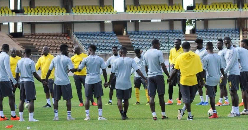Ghana to face South Africa 2020 FIFA World Cup Qualifiers