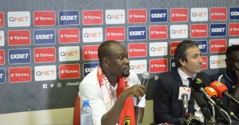 We have to win Zesco United - Kotoko coach CK Akonnor