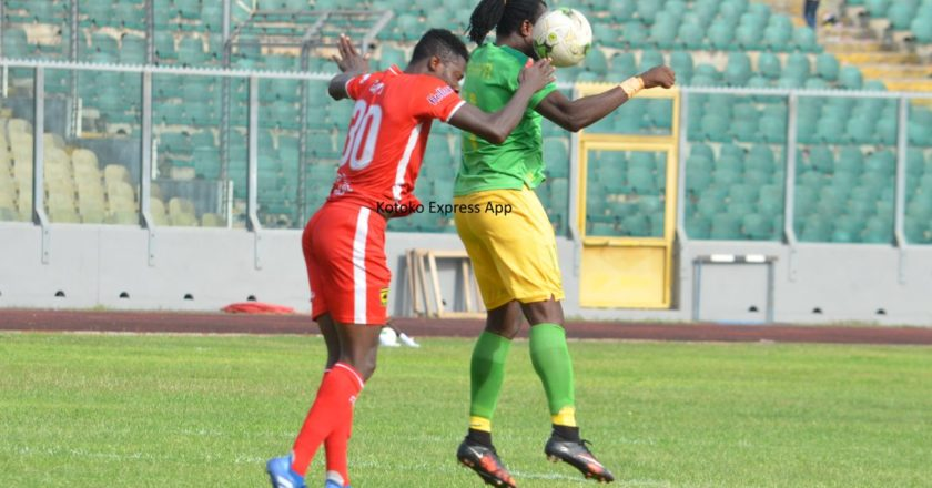 Special Cup: Kotoko grab a controversial win against Aduana