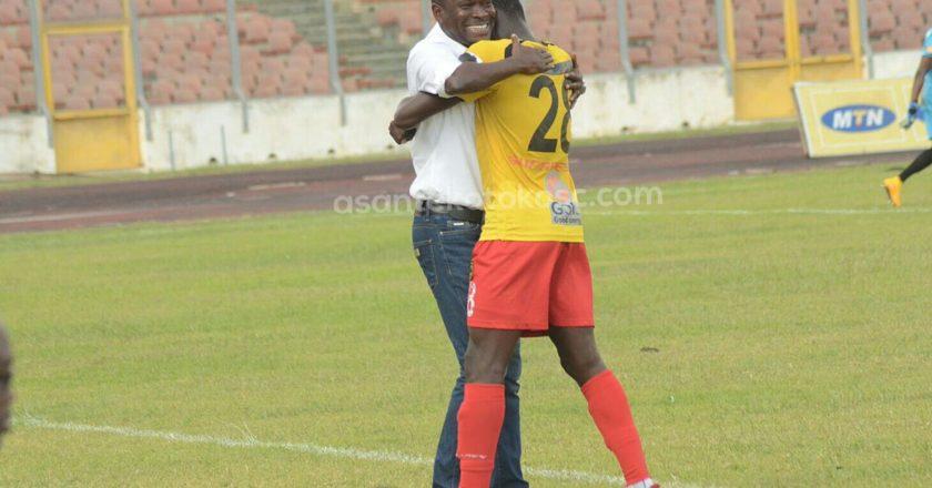 Naby Keita leaves Asante Kotoko