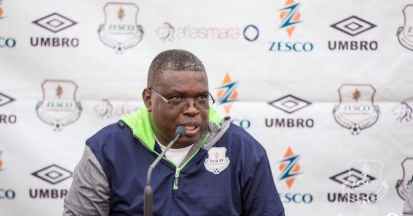 Zesco coach insists they didn't beat Kotoko for Nkana FC