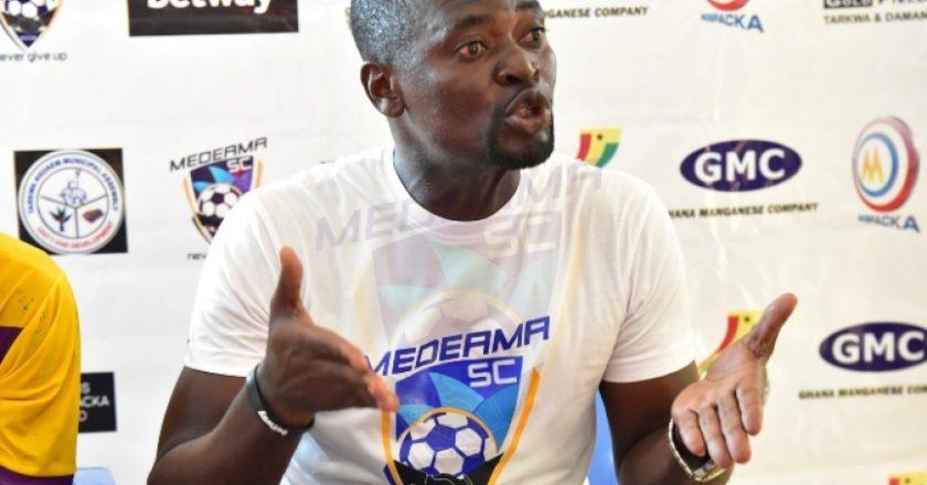 NC to appoint Medeama coach Samuel Boadu as new Ghana U20 coach