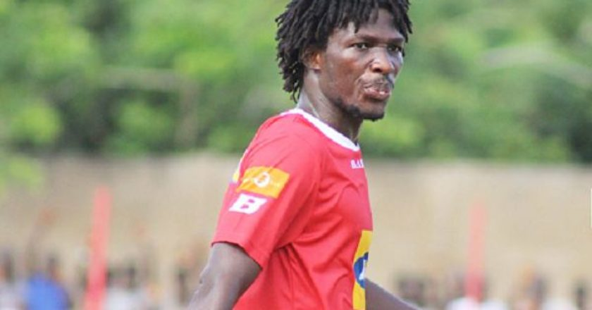 Breaking: Sogne Yacouba to leave Asante Kotoko