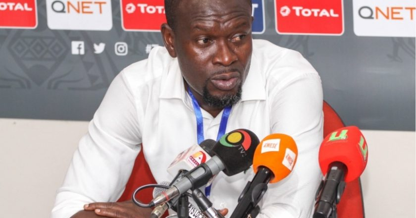 OFFICIAL: CK Akunnor appointed as Black Stars Head Coach
