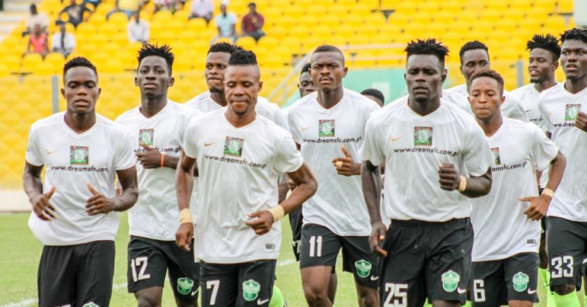 GPL Match Preview and Prediction: Dreams FC vs Legon Cities