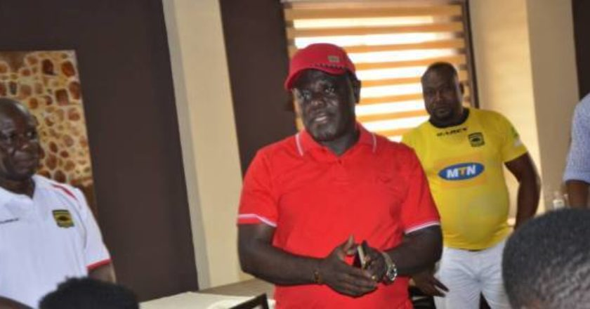 Asante Kotoko chief Dr Kwame Kyei relieves off $1.5 million debt