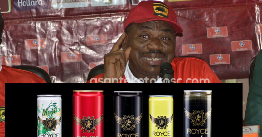 Asante Kotoko announce sponsorship deal with Energy drink company