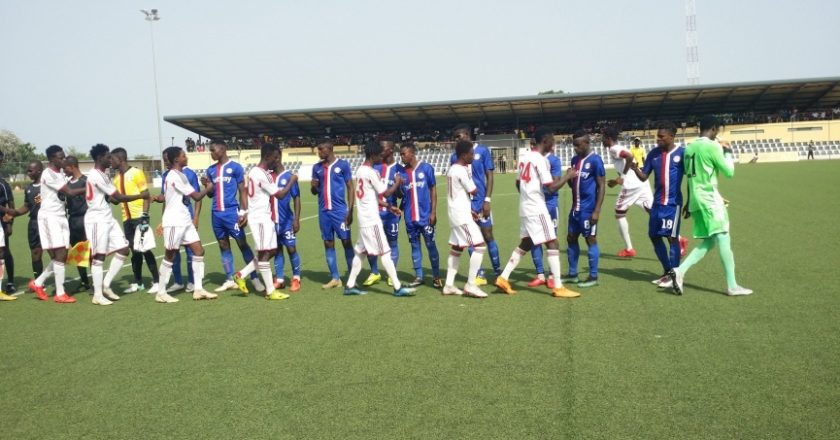 Special Competition: WAFA SC register easy win against Liberty Profs