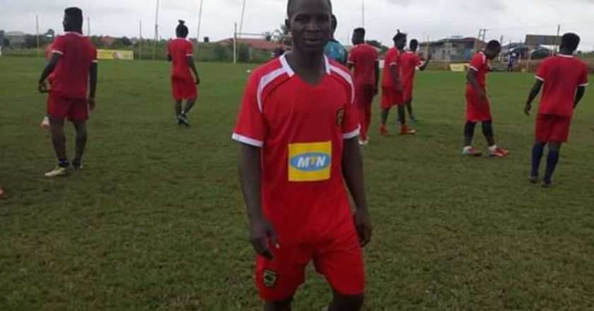 CK Akonnor is a bad coach, he treated me unfairly - Appiah Kubi