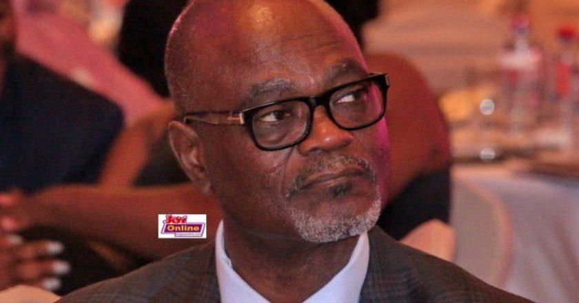 Ghana's delegation in Egypt for AFCON draw