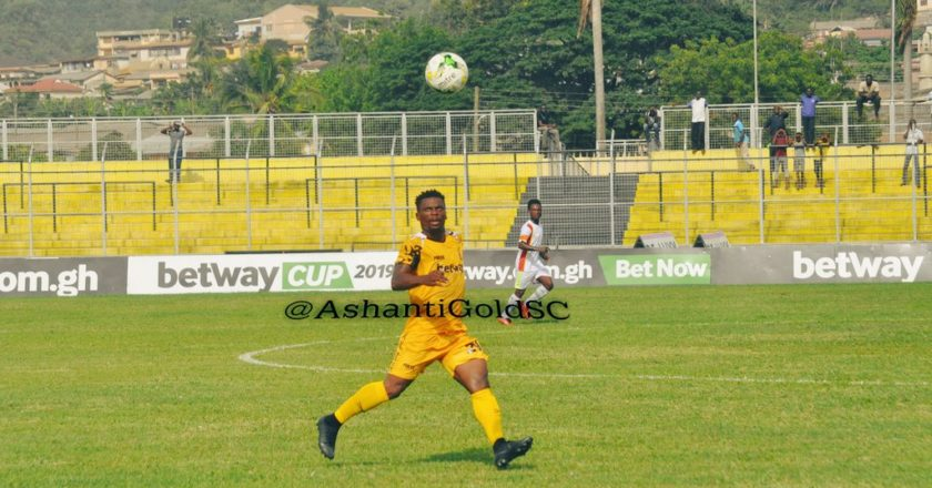 Special Competition: Bechem United held at home by Ashantigold
