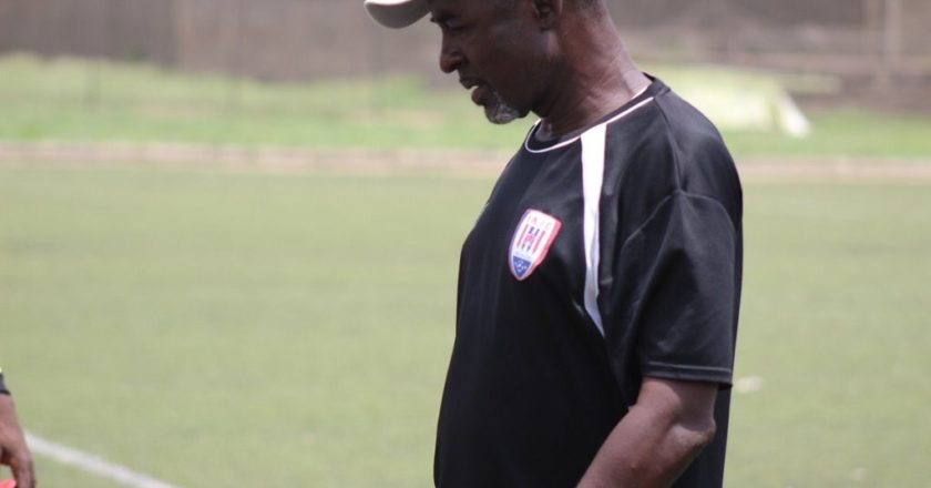 We didnt play well against Elmina - Inter Allies Coach Rashid Iddi