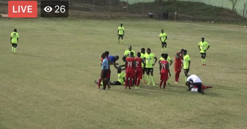 Special Competition: Dreams FC held by Karela United in Dawu