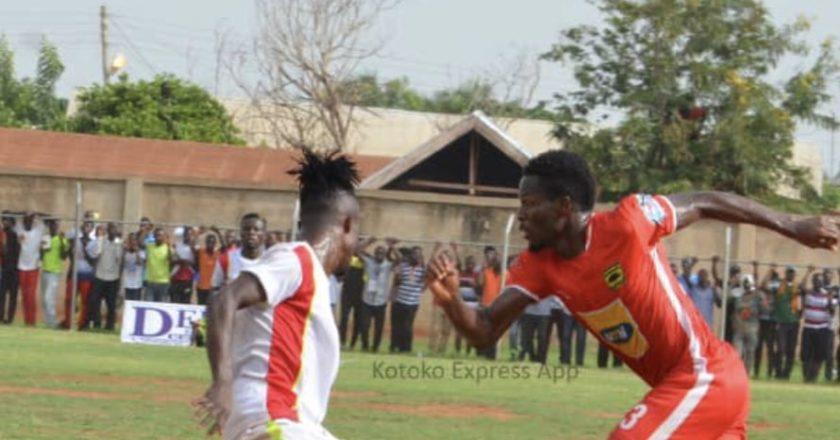 Special Competition: Asante Kotoko pulverize Eleven Wonders