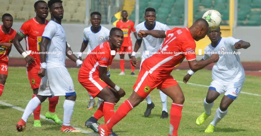 Special Competition: Matchday 7 results: Hearts, Kotoko win, Aduana held at home