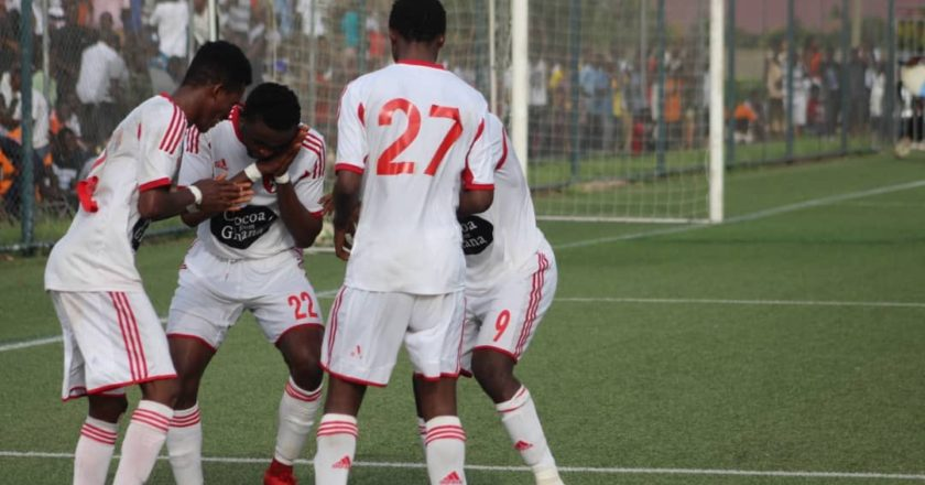 Special Competition: Matchday 6 Results: Hearts, Ashgold lose, Elmina remain unbeaten