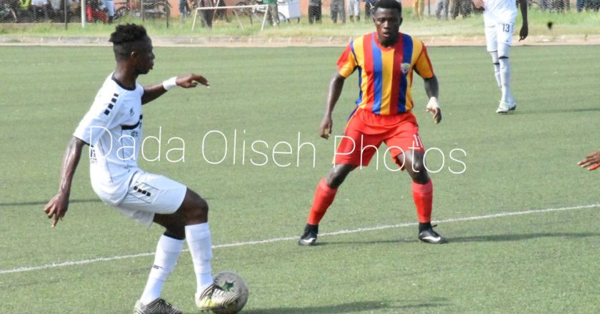 Special Competition: Matchday 8 results: Elmina, Hearts win, Kotoko held