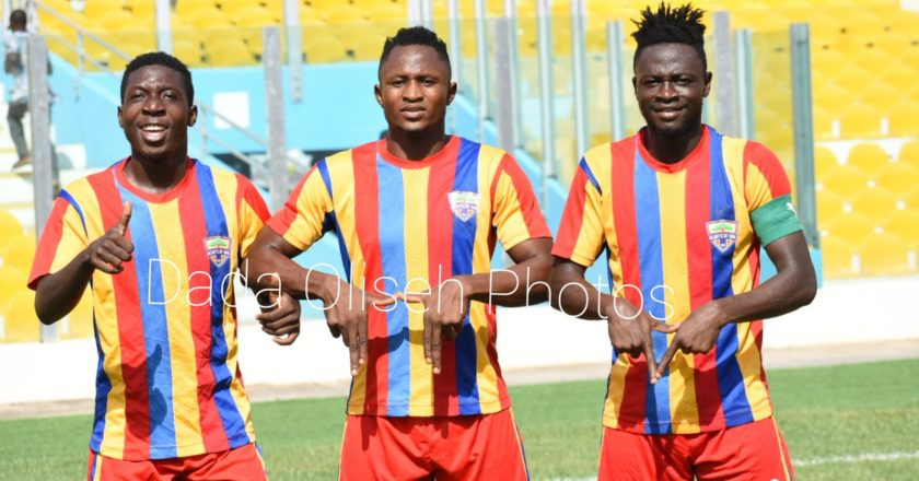 Special Competition: Matchday 12 results: Kotoko, Hearts, Ashgold win, WAFA lose