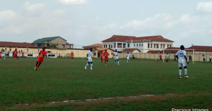 Berekum Chelsea banned from using Golden City Park