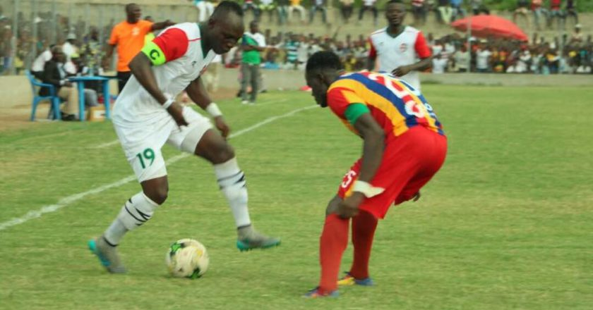 Special Competition: Karela United 1-0 Hearts: Hearts suffer another defeat