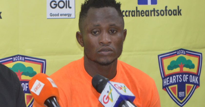 Danjuman Kuti wants Hearts to resign Joseph Esso